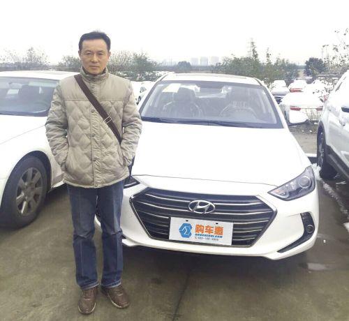 北京现代领动